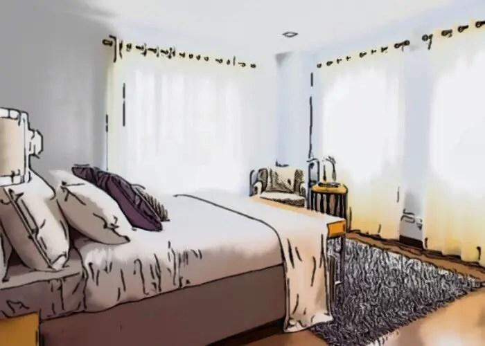 Good Bedroom Environment For Sleep