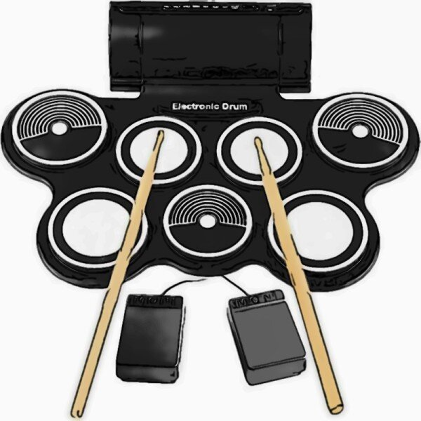 MIDI Drum Kit