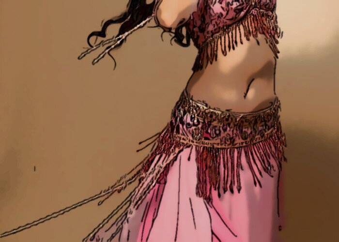 What Are The Different Styles of Belly Dance?