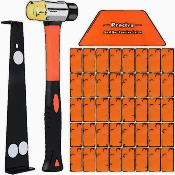 Laminate Wood Flooring Installation Tool Kit