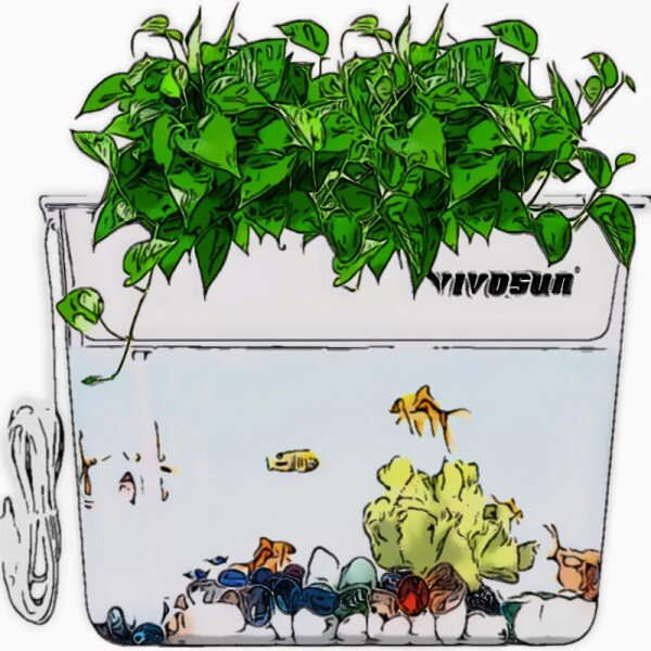 Hydroponic Cleaning Tank