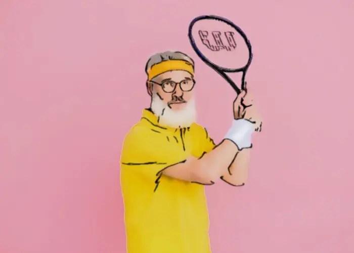 Is Tennis Good For Older People?