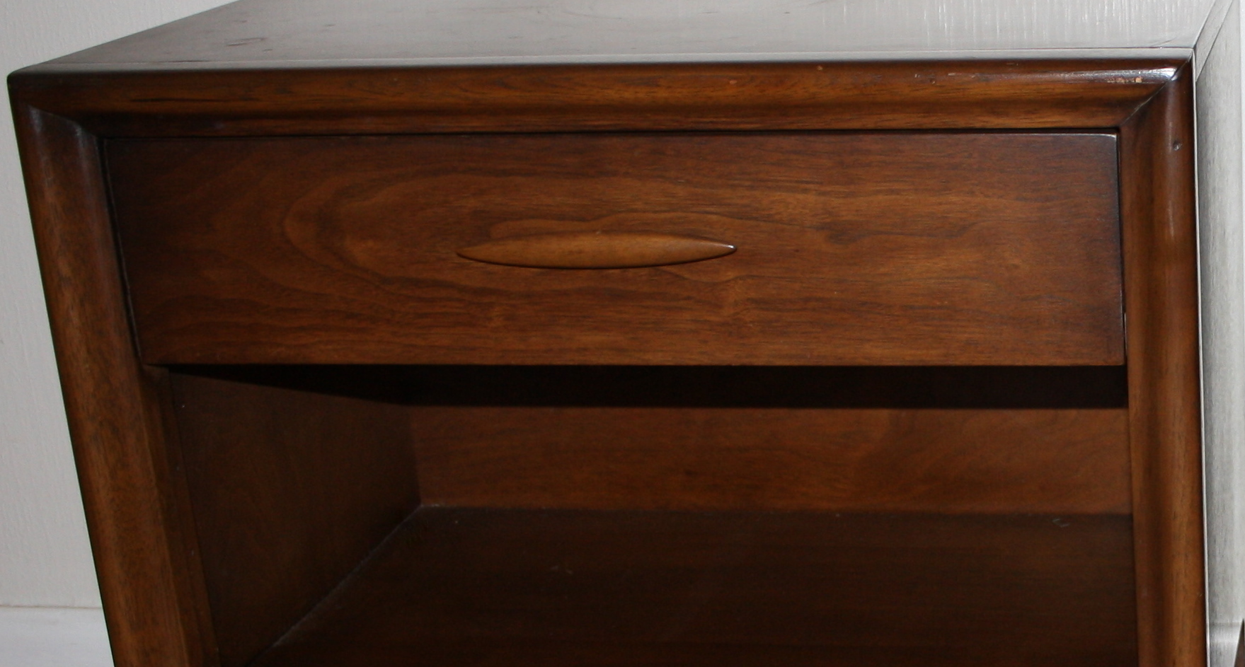kitchen tables art van best sink brands j b sciver co side end  beautiful wood