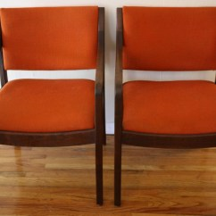 Solid Oak Pressed Back Chairs Hanging Chair Nursery Mid Century Modern With Wood Frames And