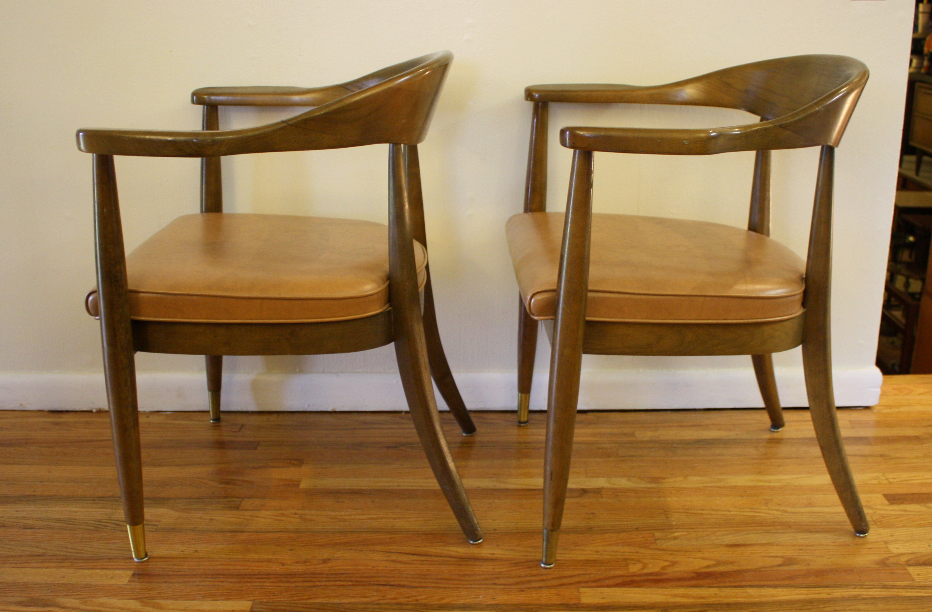 Mcm Chair Mcm Boling Chairs 3 Picked Vintage