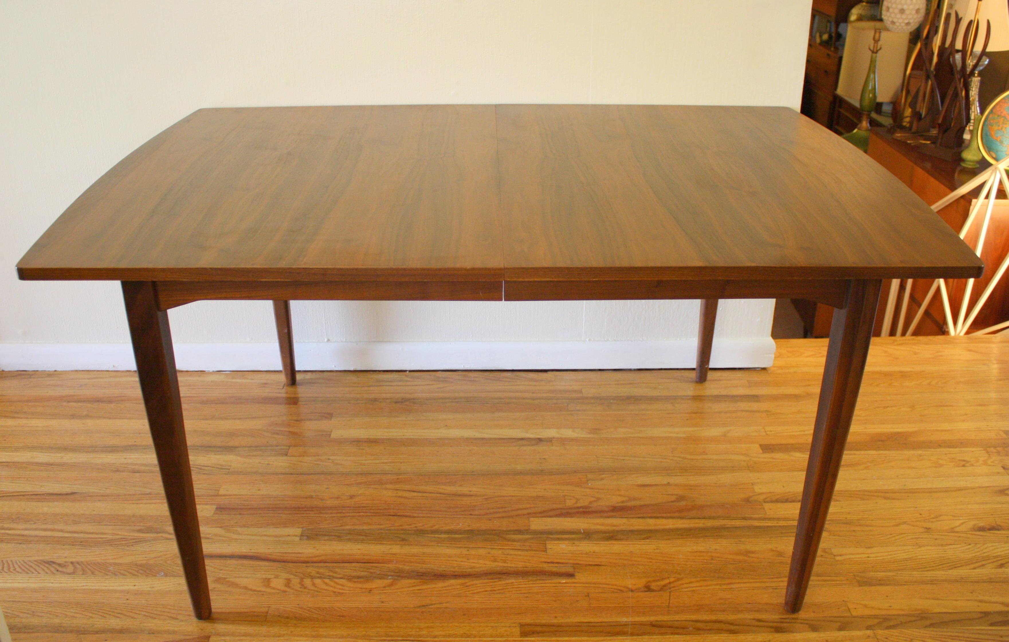Mid Century Modern Dining Tables  Picked Vintage