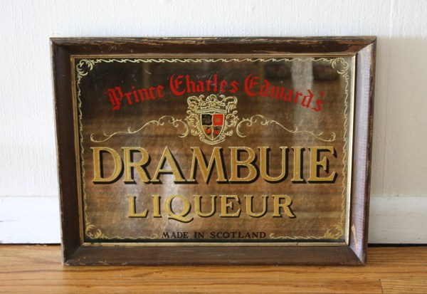 Cheers Antique Advertising Bar Liquor Mirrors Picked