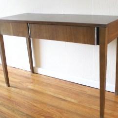 Vintage Lane Sofa Table Longest Lasting Mid Century Modern Console | Picked