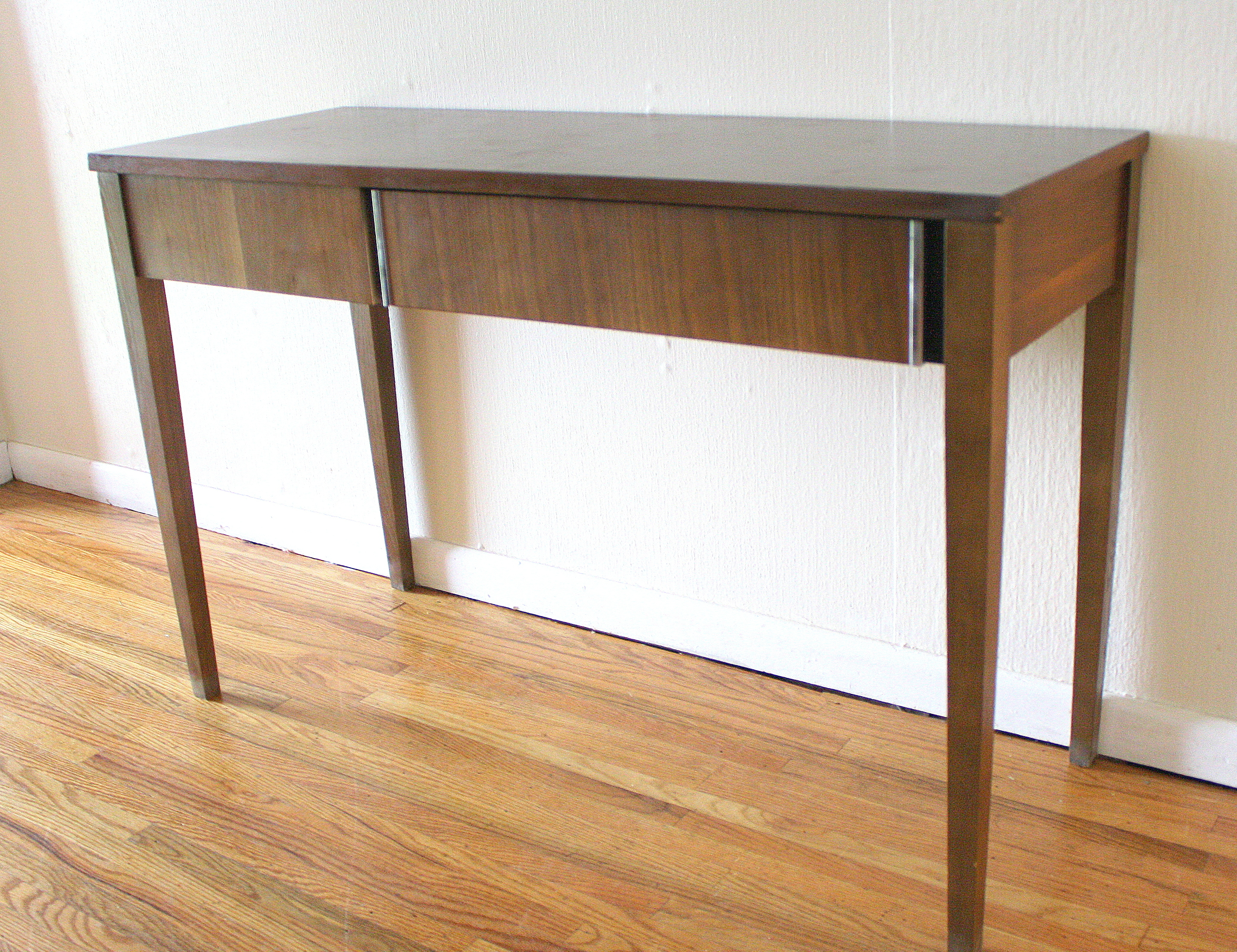 vintage lane sofa table ikea rp legs mid century modern console | picked