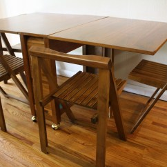 Gateleg Table With Chairs Chair Decorating Ideas Mid Century Modern Dining And Folding