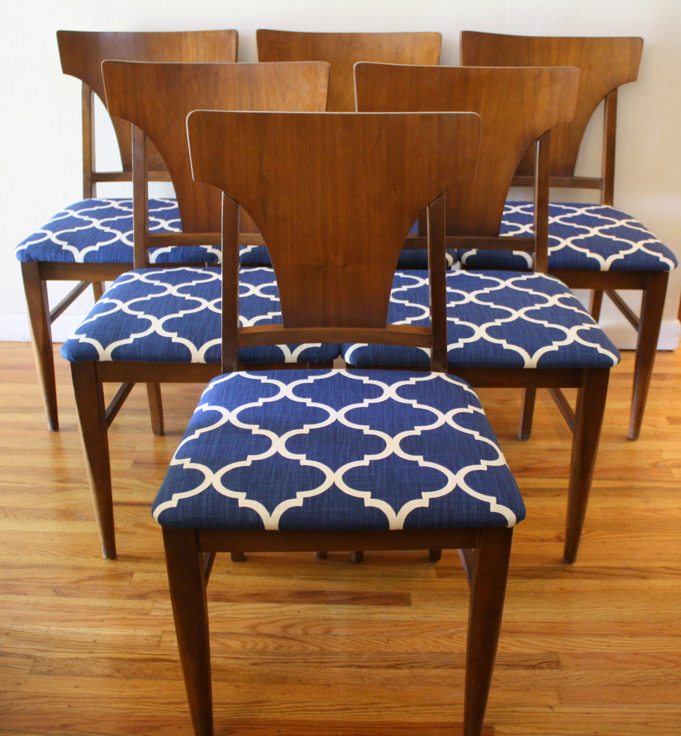 Dining Chairs Set Mid Century Modern Sets Of Dining Chairs Picked Vintage