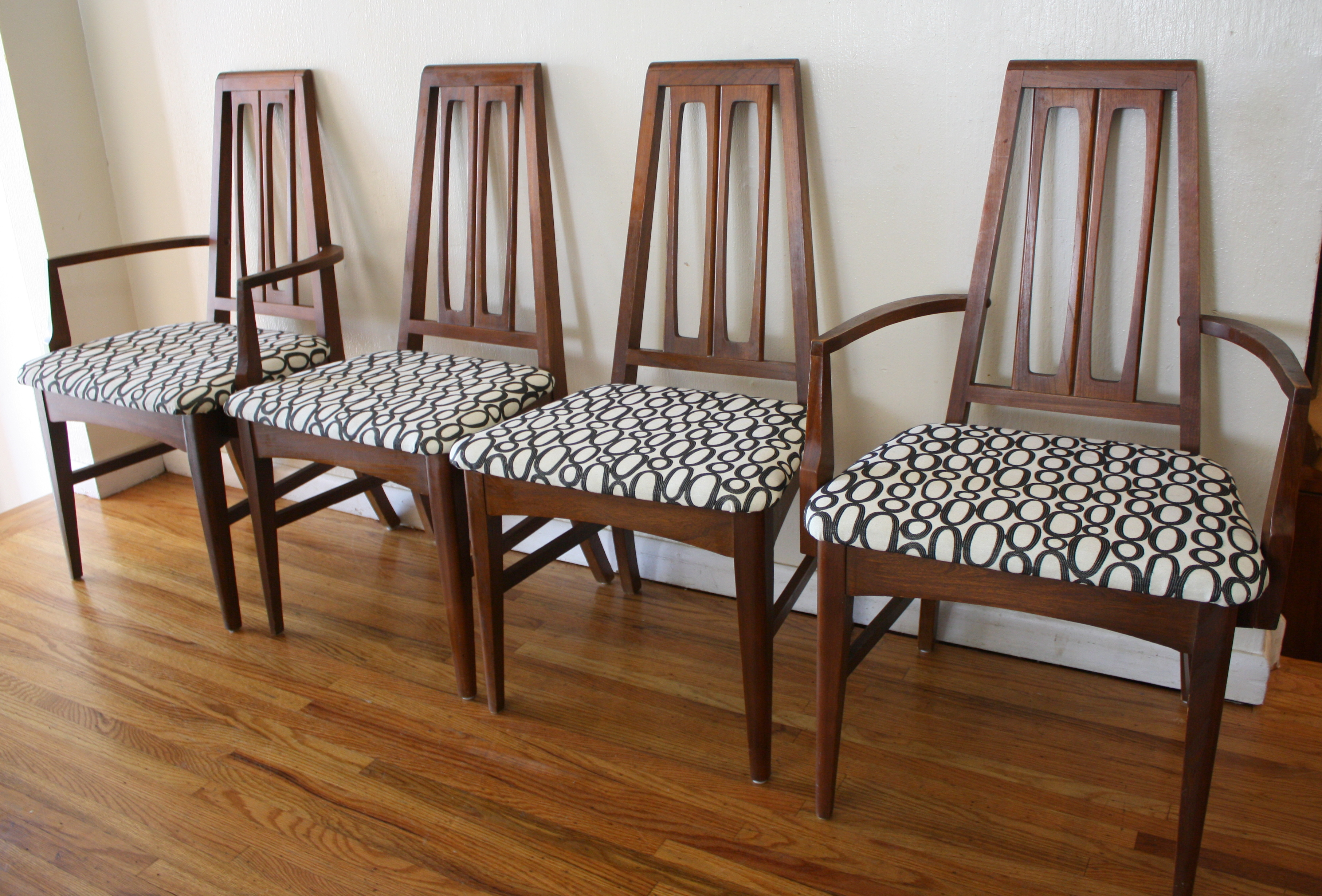 Mid Century Modern Dining Chairs Picked Vintage