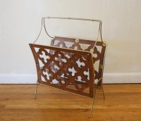 Magazine Rack | Picked Vintage