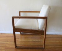Mid Century Modern Arm Chairs   Picked Vintage