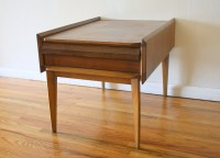 mid century modern furniture end tables