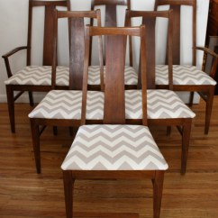 Set Of Dining Chairs Bed Chair Accessories Picked Vintage