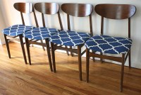 Mid Century Modern Dining Chair Sets | Picked Vintage