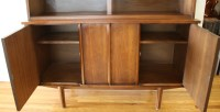Mid Century Modern China Cabinet Hutches | Picked Vintage