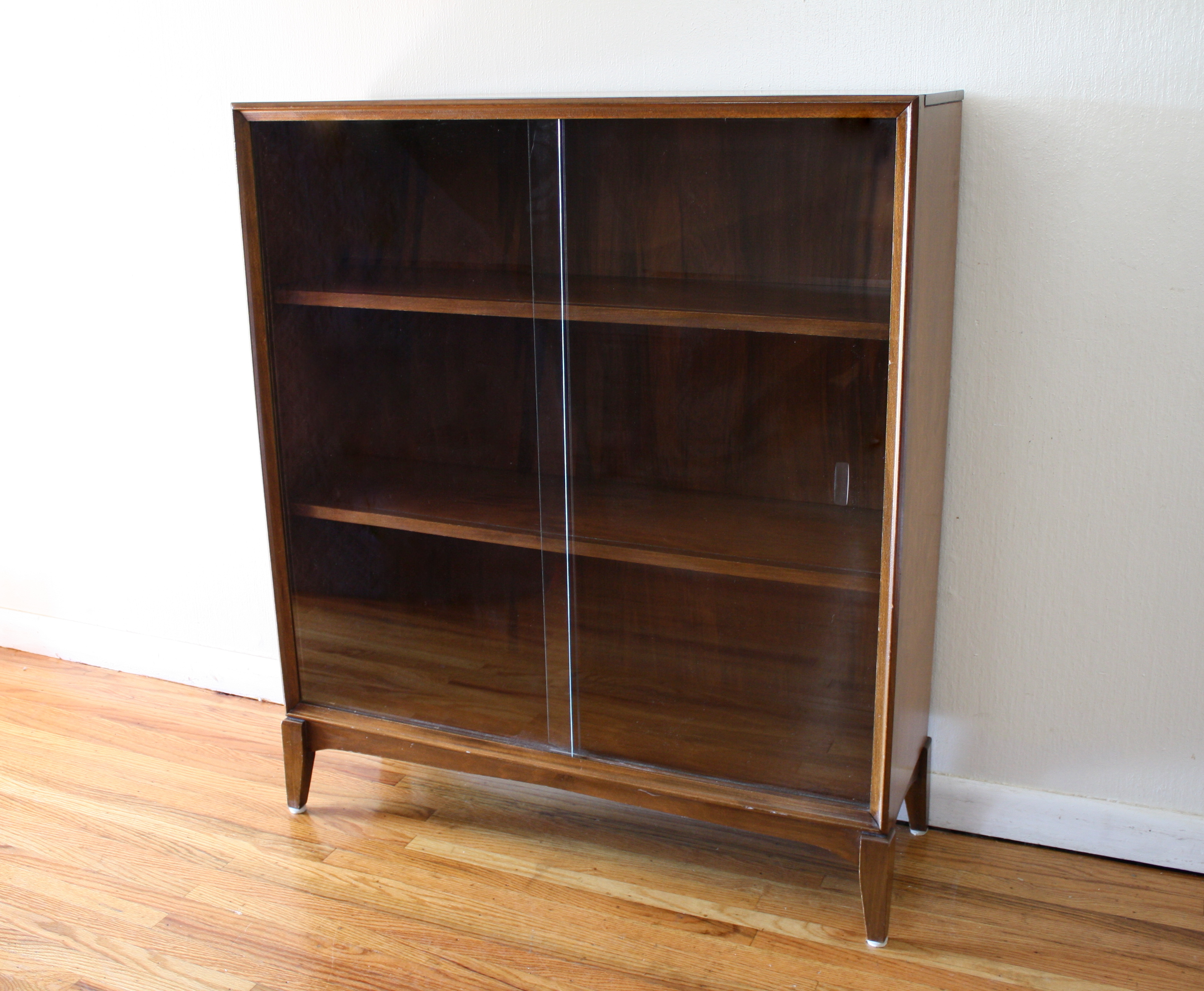 mid century modern furniture bookcase