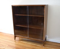 mid century modern furniture bookcase