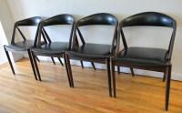 Mid Century Modern Dining Chairs by Kai Kristiansen ...