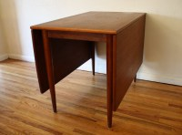 Mid Century Modern Danish Teak Dining Chairs and Folding ...