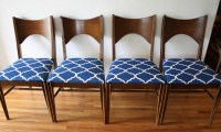 Mid Century Modern Broyhill Saga Dining Chairs | Picked ...