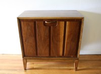 Mid Century Modern Record Cabinet by Lane | Picked Vintage
