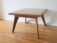 Mid Century Modern Tile Top Tables