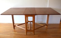 Mid Century Modern Gateleg Dining Table | Picked Vintage