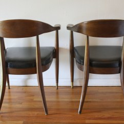 The Chair Company Hooker Dining Chairs Mid Century Modern By Boling