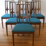 Mid Century Modern Broyhill Brasilia Dining Table And Chairs Set Picked Vintage