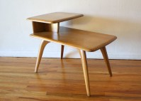 Mid Century Modern Side End Table by Heywood Wakefield ...