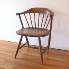 Conant Ball Chair Directors Bar Height 2 Picked Vintage