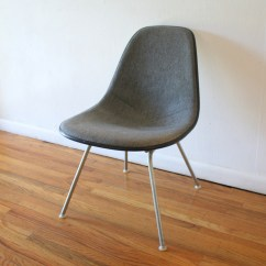 Herman Miller Chairs Vintage Round Table Size For 6 Mid Century Modern Shell Picked