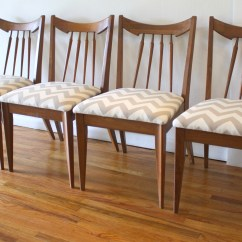 Gray Chevron Chair Wheelchair Xbox Controller Mcm Set Of 4 Dining Chairs 2 Picked Vintage
