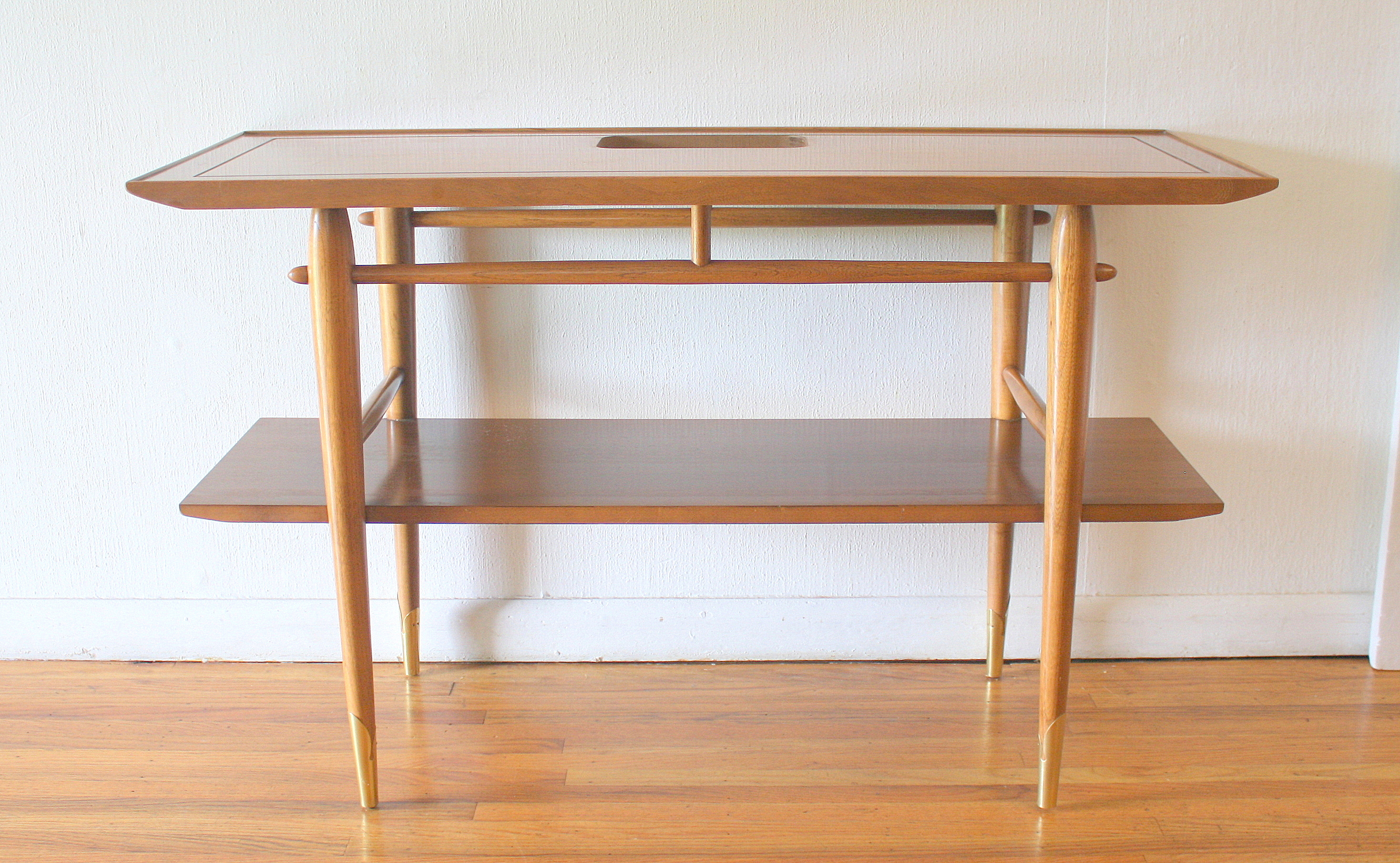 vintage lane sofa table leather modern sets available picked