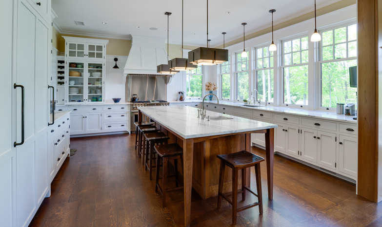 Craftsman House Interiors Pickell Architecture