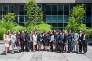 2019 Pickering Fellows Group Photo at the State Department