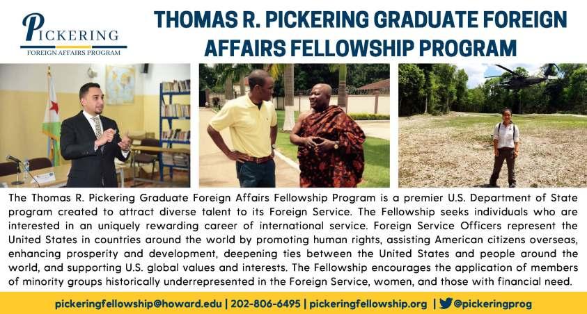 2022 Promotional Handbill - Pickering Fellowship