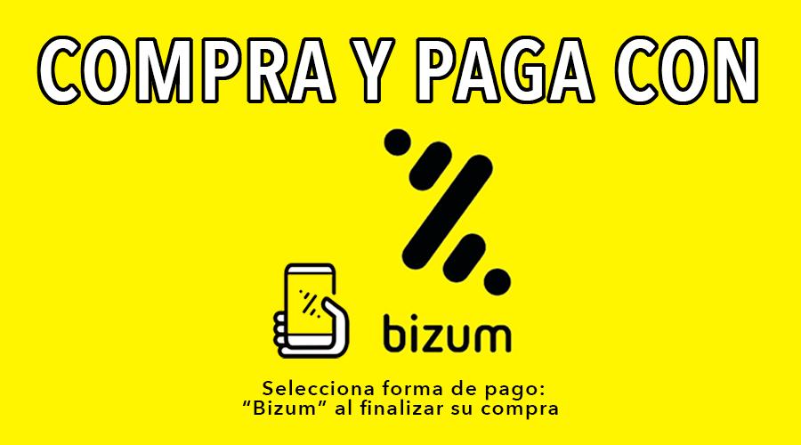 Paga con Bizum