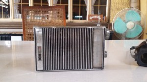 Toshiba Transistor Radio dirty