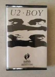 U2 Boy Cover