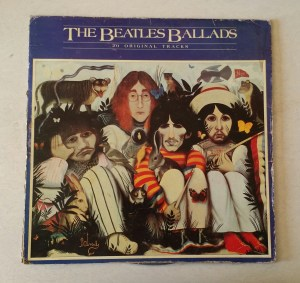 The Beatles Ballads Cover