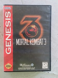 mortal kombat 3 box front