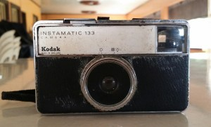 kodak instamatic 133 camera