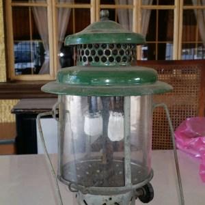 Coleman Lantern glass