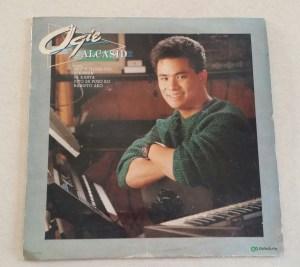 Ogie Alcasid Vinyl Record Front