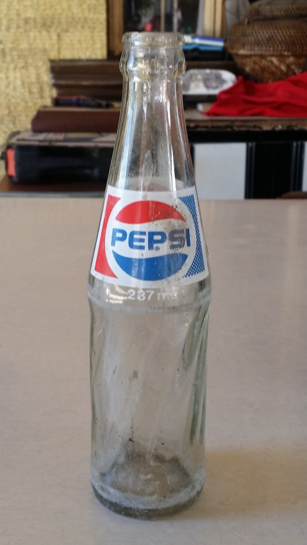 Vintage Pepsi Cola Bottles In Philippines Picker Junk
