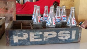 vintage-pepsi-cola-bottles-case-blue